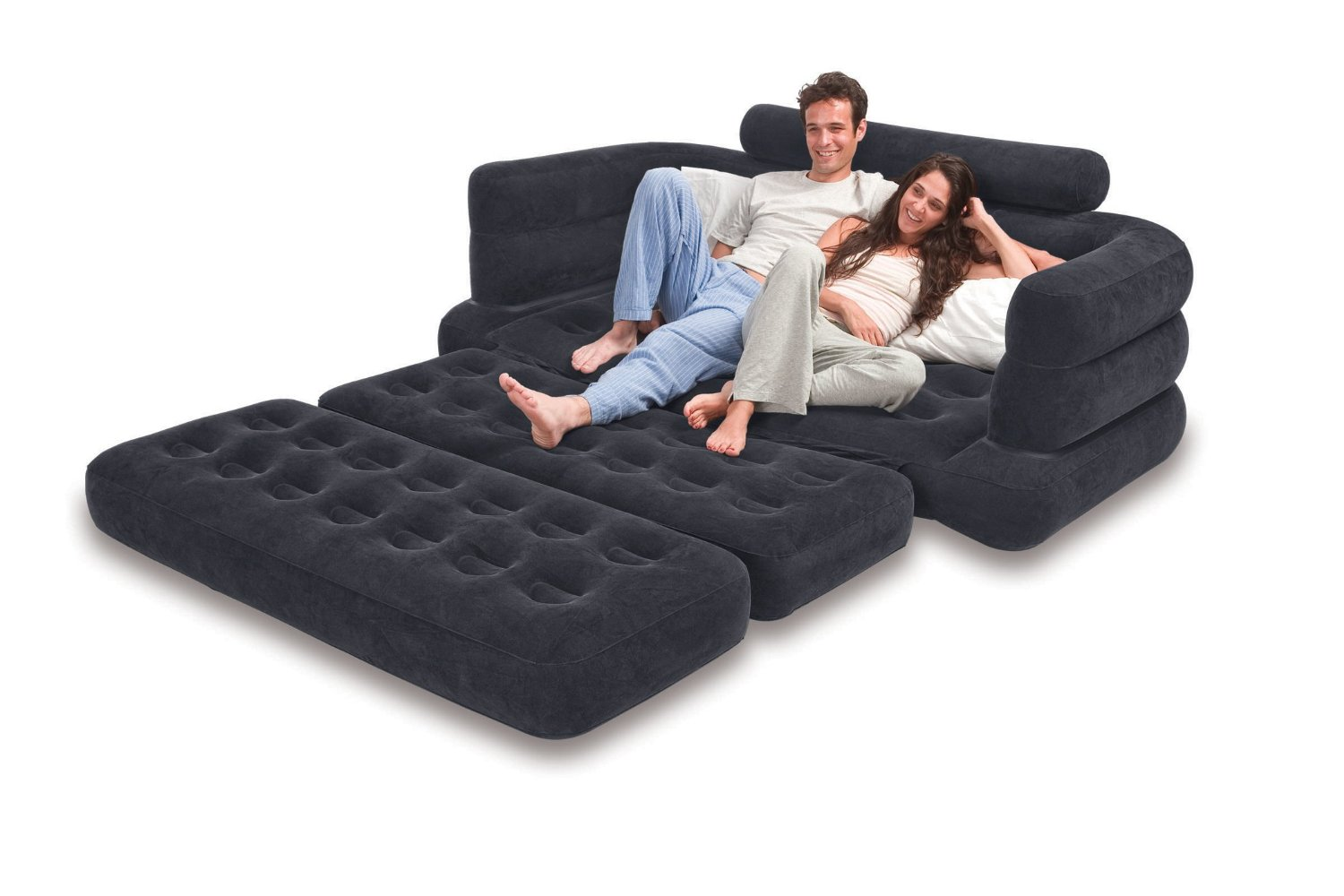 Inflatable Pull-out Couch  Stuff You Should Have