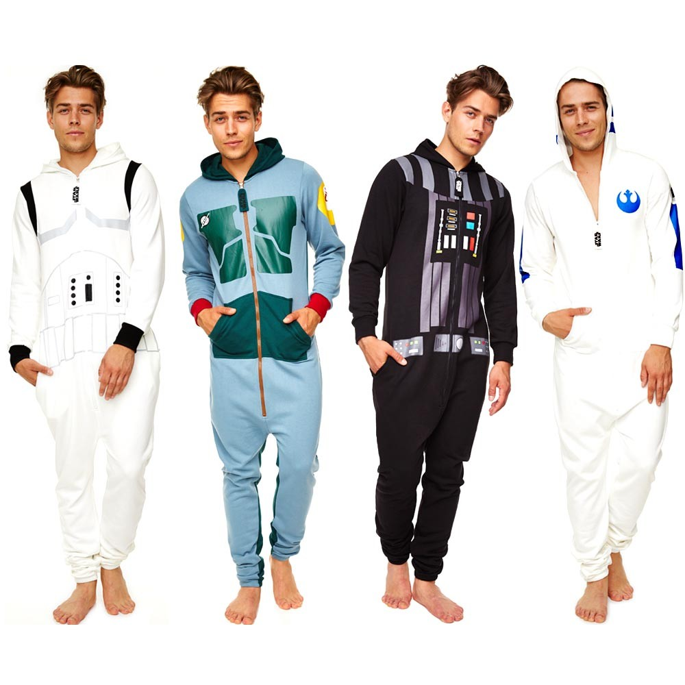 Star wars adult onesies stuff you should have