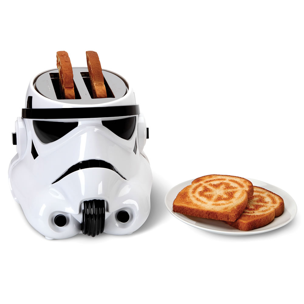 Star Wars Stormtrooper Toaster | Stuff You Should Have | {Toaster 52}