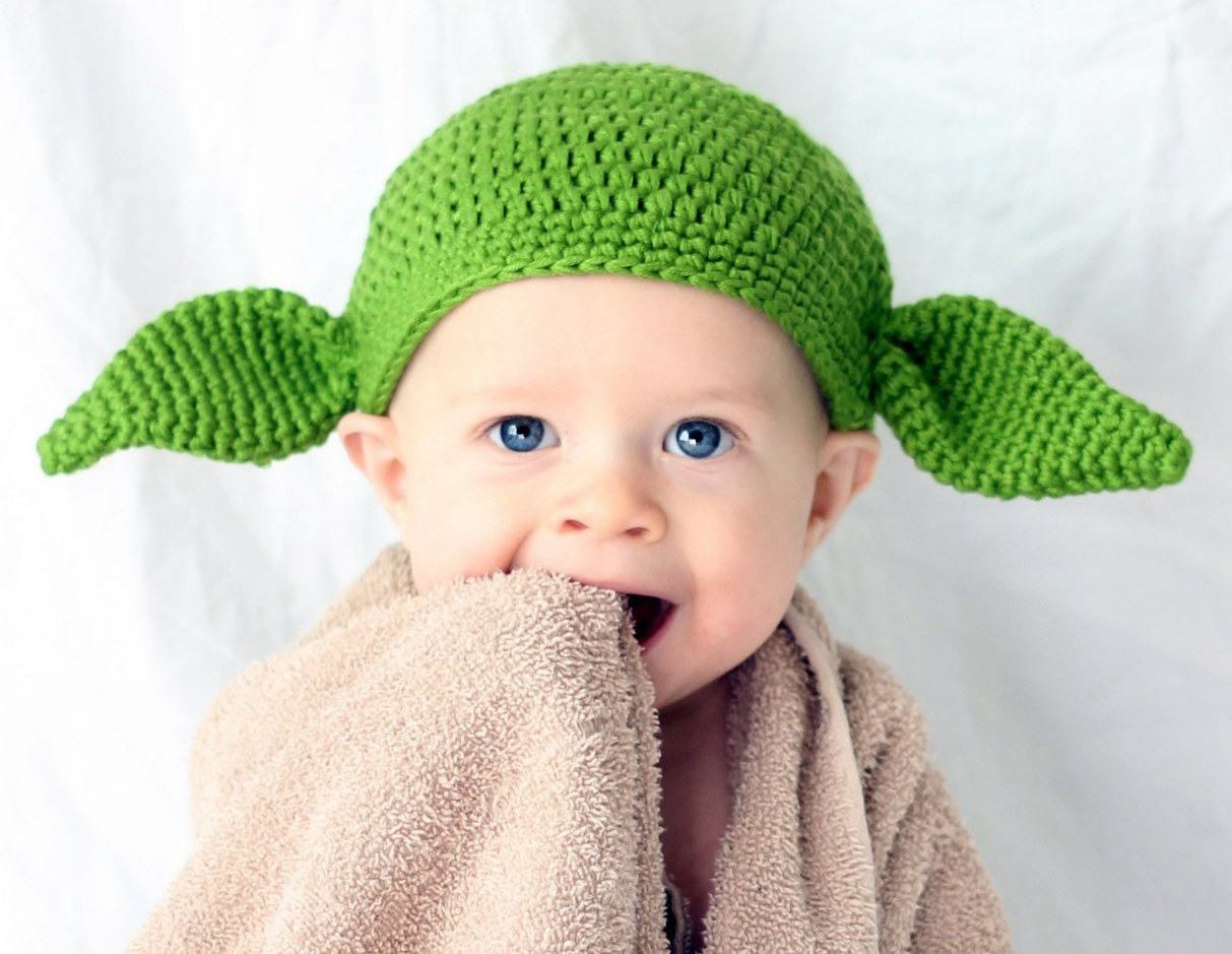 Yoda Baby Hat Stuff You Should Have