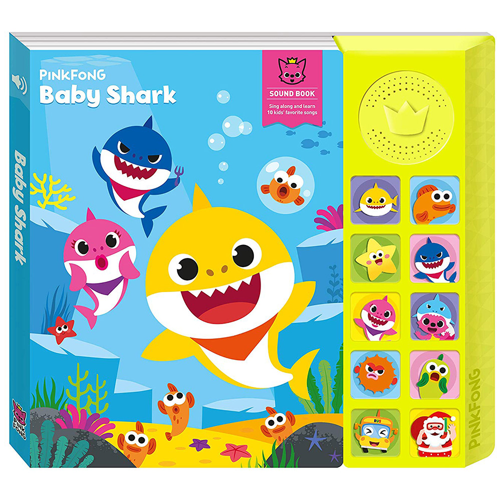 Hi! This is our top choice from this list of shark toys for toddlers.