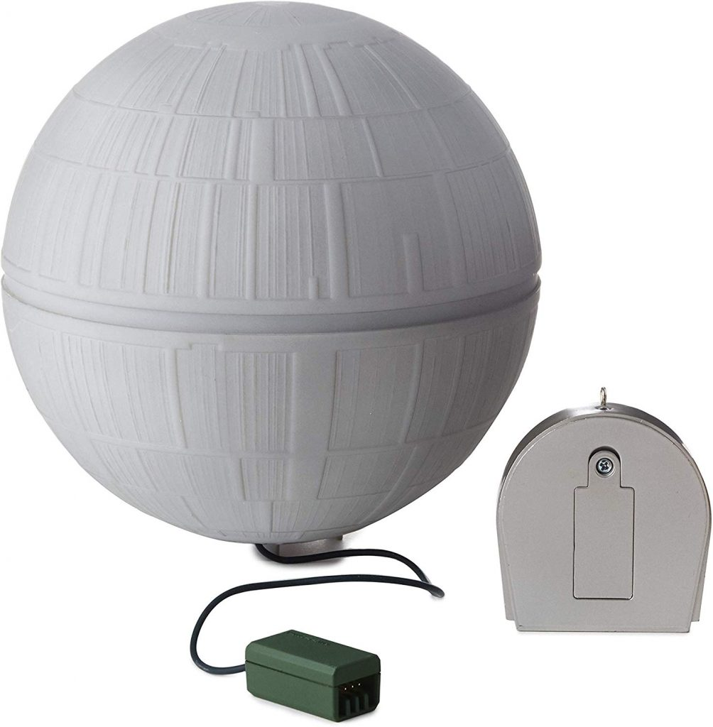 The Death Star Christmas Tree Topper Stuff You Should Have